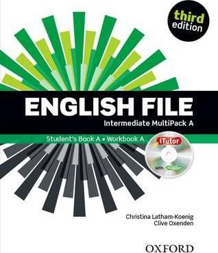 English File third edition: Intermediate: MultiPACK A