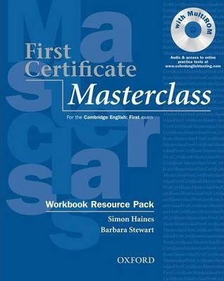 First Certificate Masterclass: Workbook Resource Pack without Key: Workbook Resource Pack