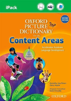 Oxford Picture Dictionary for the Content Areas: E-Book CD-ROM SUV