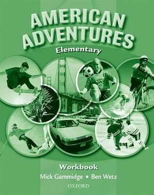 American Adventures Elementary: Workbook