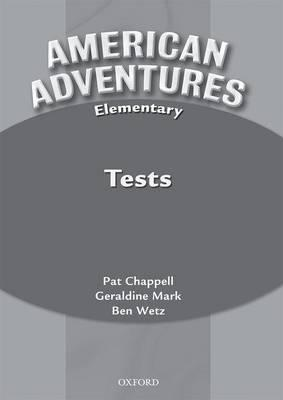 American Adventures Elementary: Tests