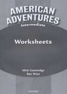 American Adventures: Intermediate Worksheets