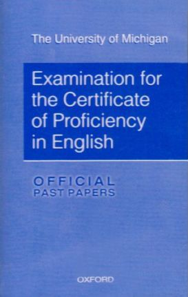 Michigan ECPE (Proficiency) Official Past Papers: Cassette