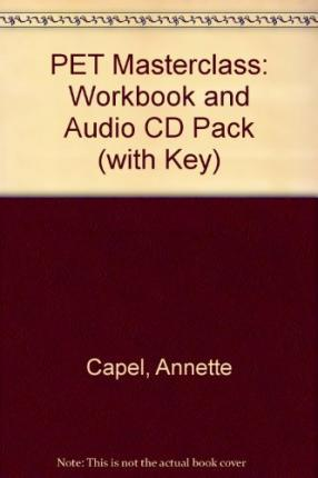 PET Masterclass: Workbook and Audio CD Pack (With Key)