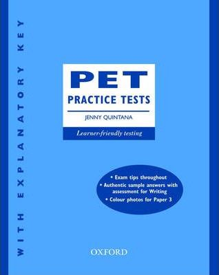 PET Practice Tests, New Edition: With Key