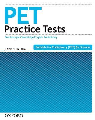 PET Practice Tests:: Practice Tests Without Key