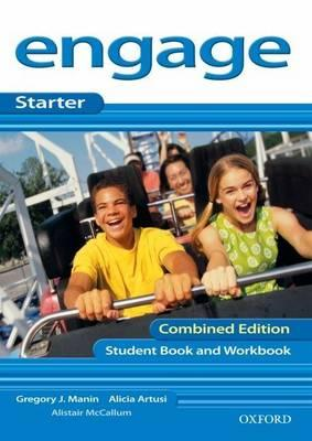 Engage Combined Edition: Starter: Student Book and Workbook