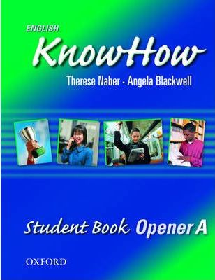 English Knowhow Opener: Student Book A