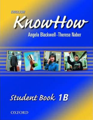 English Knowhow 1: Student Book B