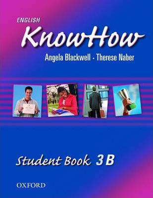 English Knowhow 3: Student Book B