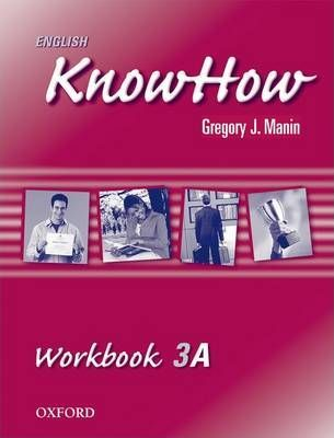 English Knowhow 3: Workbook A