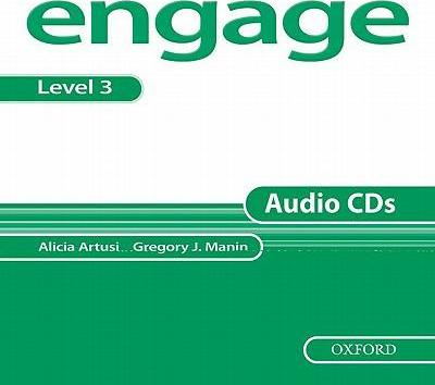 Engage Level 3: Audio CDs (2)