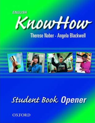 English Knowhow Opener: Student Book