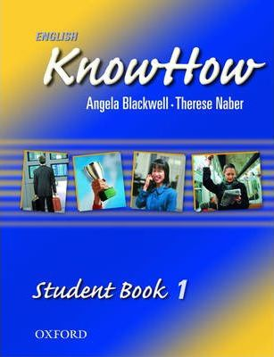 English KnowHow: Student Book Level 1