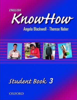 English KnowHow: Student Book Level 3