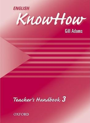 English Knowhow 3: Teacher's Book