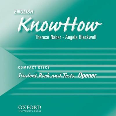 English Knowhow Opener: Class Audio CDs