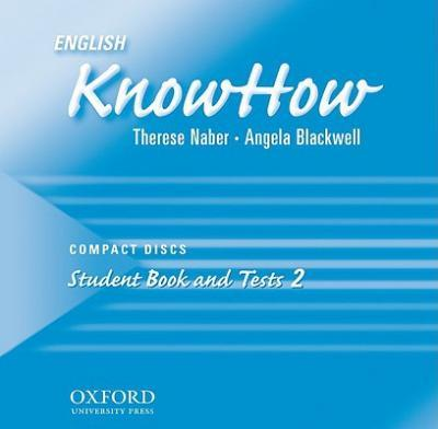 English Knowhow 2: Class Audio CDs