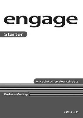 Engage Starter: Mixed-ability Worksheets