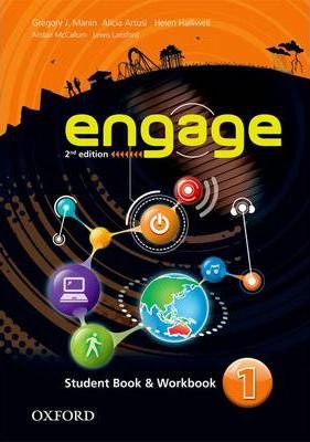 Engage: Level 1: Student Book and Workbook with MultiROM