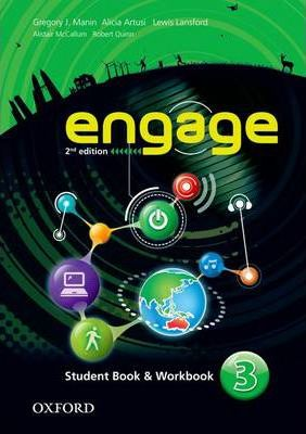 Engage: Level 3: Student Book and Workbook with MultiROM
