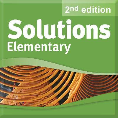 Solutions: Elementary: Online Workbook Access Code
