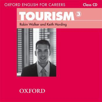 Oxford English for Careers: Tourism 3: Class Audio CD