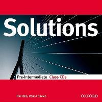Solutions Pre-Intermediate: Class Audio CDs (2)