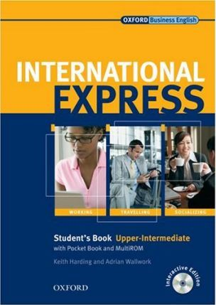 International Express: Student's Book with Pocketbook and MultiROM Upper-intermediate level