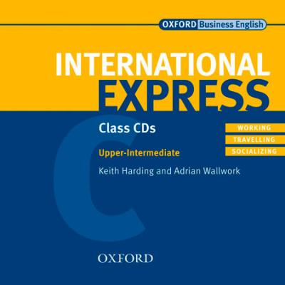 International Express: Upper-Intermediate: Class Audio CDs