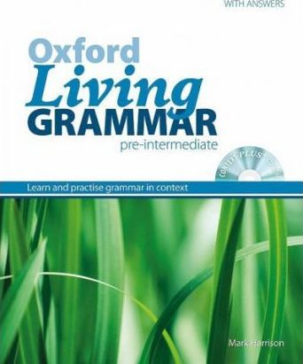 Oxford Living Grammar: Pre-intermediate Student's Book Pack