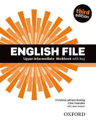 English File third edition: Upper-intermediate: Workbook with Key