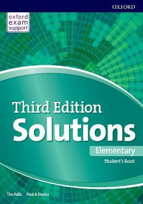 Solutions: Elementary: Student's Book and Online Practice Pack