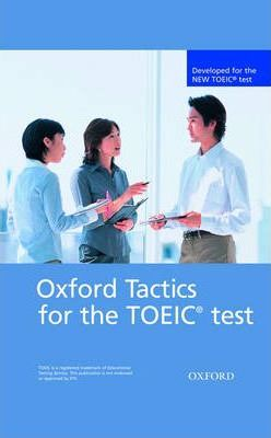 Oxford Tactics for the TOEIC Test: Box Pack