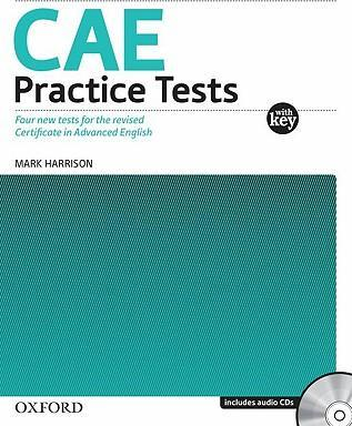 CAE Practice Tests: Book with Answers