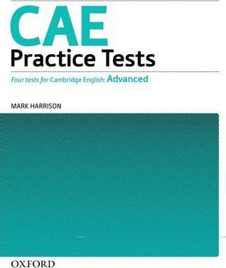 CAE Practice Tests: Practice Tests Without Key