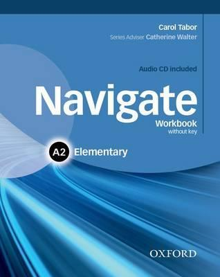Navigate: A2 Elementary: Workbook with CD (without key)
