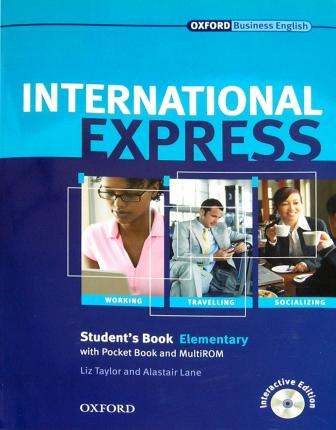 International Express: Student's Book with Pocketbook and MultiROM Elementary level