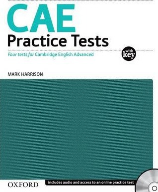 CAE Practice Tests:: Practice Tests with Key and Audio CDs Pack