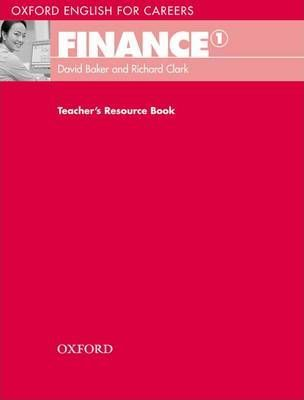 Oxford English for Careers:: Finance 1: Teachers Resource Book