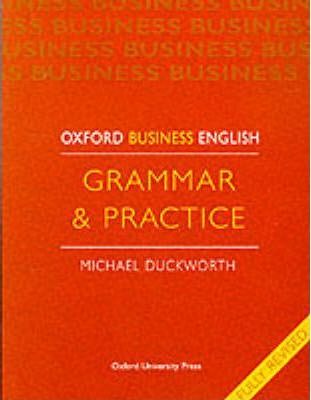 Oxford Business English