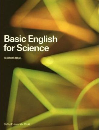 Basic English for Science: Teacher's Book