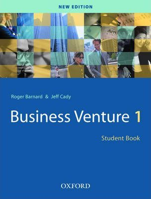 Business Venture: Student's Book Level 1