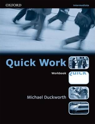 Quick Work: Intermediate: Workbook