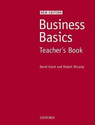 Business Basics New Edition: Teacher's Book
