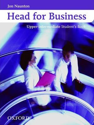 Head for Business: Student's Book Upper intermediate level