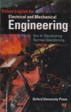 Astrosadventuresbookclub.com Oxford English for Electrical and Mechanical Engieering Image