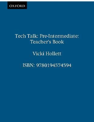 Tech Talk Pre-Intermediate: Teacher's Book