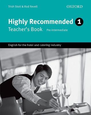 Highly Recommended: Highly Recommended, New Edition: Teacher's Book Teacher's Book