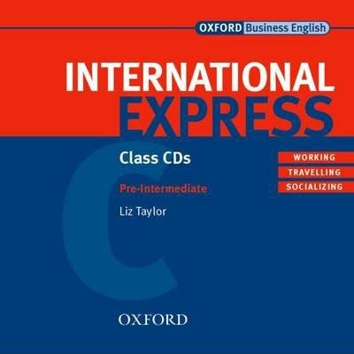 International Express: Pre-Intermediate: Class Audio CDs